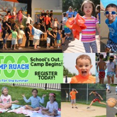 Things to do in Bridgewater NJ for Kids: JCC Camp Ruach Open House, Shimon and Sara Birnbaum JCC Bridgewater