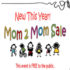 Mom2Mom Sale - at Kids Day