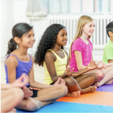 Long Beach, CA Events: Kid's Yoga with Lindsey Eckert