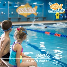 Things to do in Richmond West End, VA for Kids: Family Night Out, Goldfish Swim School - Richmond West End
