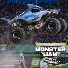 Southern Monmouth, NJ Events for Kids: Monster Jam Triple Threat Series