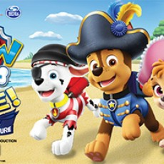 Things to do in Las Vegas Southwest, NV: Paw Patrol Live! The Great Pirate Adventure