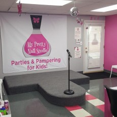 My Pretty Nail Studio Parties For Kids