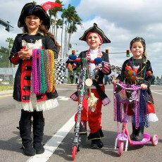 Things to do in Wesley Chapel-Lutz, FL: Children's Gasparilla Extravaganza & Parade