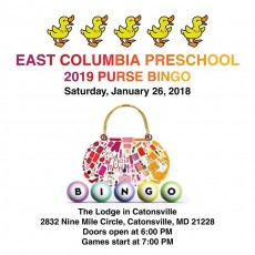 Laurel Columbia Md Vote For Us East Columbia Preschool