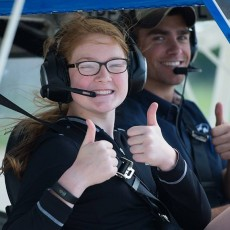 Things to do in Midland, MI for Kids: Free Young Eagles Flights for Kids, EAA Chapter 1093