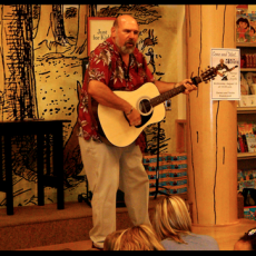 Things to do in Richmond South, VA for Kids: Jeff Beatman the Musicman Performance, Barnes & Noble