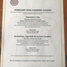 Southern Monmouth, NJ Events for Kids: Dumplings, Egg Rolls & Fortune Cookies