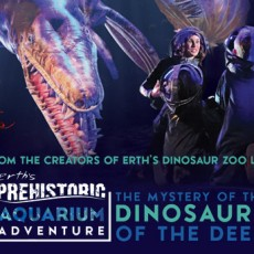 Red Bank, NJ Events for Kids: Erth's Prehistoric Aquarium Adventure