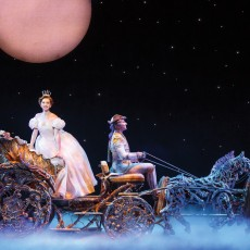 Things to do in Charleston, SC for Kids: Rodgers + Hammerstein's Cinderella, Charleston Gaillard Center