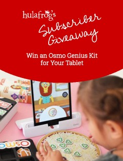 Osmo Genius Kit for Tablet January 2019 Giveaway